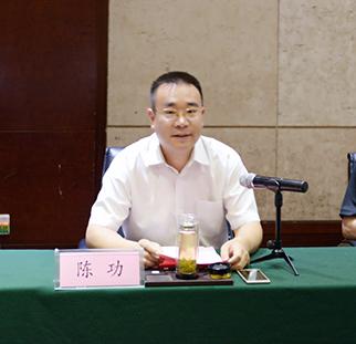 陈功_信阳市平桥区区委常委常务副区长陈功致欢迎辞