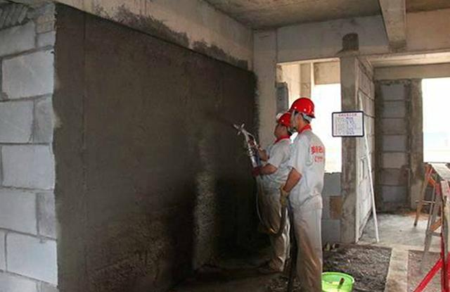 抹灰砂浆施工的一般要求