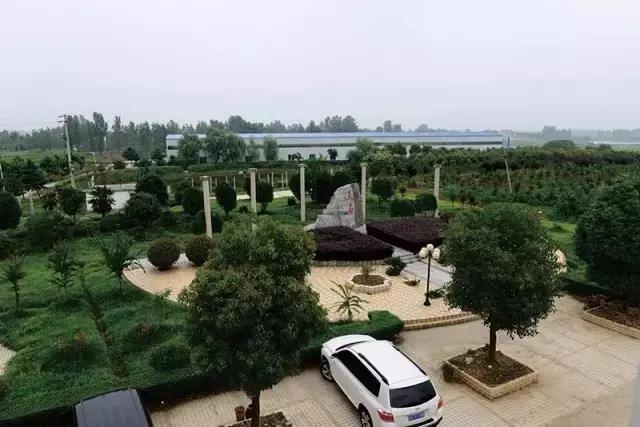 花园式厂区1