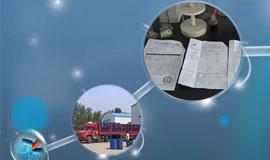 【金灵鉐】信阳市灵石科技有限公司原材料进场检查流程。