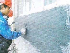 外墙抹灰施工要素与注意事项