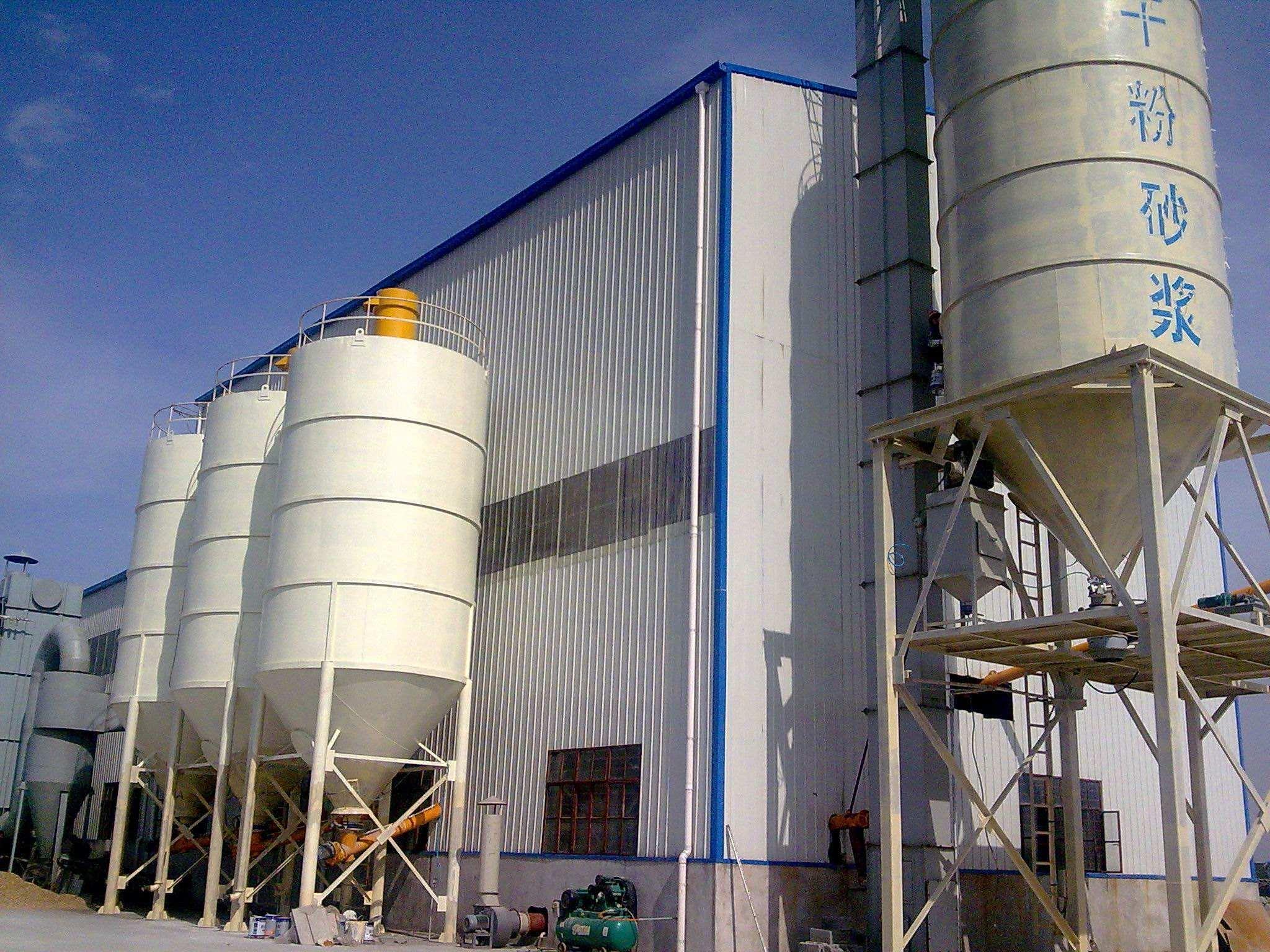 河南省预拌砂浆行业发展背景