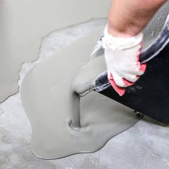 水泥基自流平